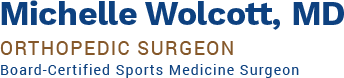 Mitchelle Wolcott Orthopedic Surgeon  Logo